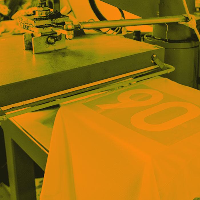 Stampa a sublimazione su t-shirt
