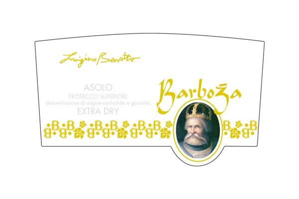 Esempio grafica etichetta vino